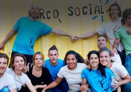 Creación de la Asociación Sociocultural Escuela de Circo Social de Zaragoza.